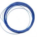 staaldraad 10 meter klos - blauw
