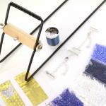 Starterspakket weven - kleurset 8