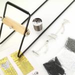 Starterspakket weven - kleurset 4