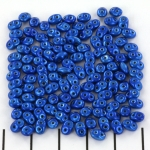superduo 2.5 x 5 mm - metal crowne blue