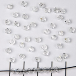 swarovski bicone 4 mm - crystal
