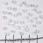 swarovski bicone 4 mm - crystal