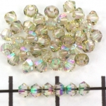 swarovski facet 3 mm - crystal paradise shine