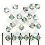 swarovski facet 6 mm - crystal paradise shine