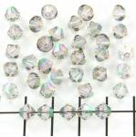 swarovski facet 6 mm - crystal paradise shine