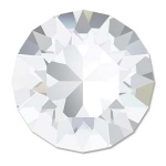 swarovski chaton ss39 8mm - crystal