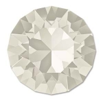 swarovski chaton ss39 8mm - crystal silver shade