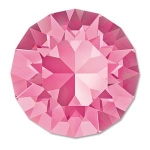 swarovski chaton ss39 8mm - rose