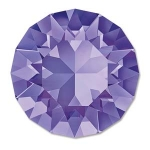 swarovski chaton ss39 8mm - tanzanite
