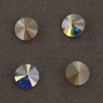 swarovski rivoli 12 mm - crystal ab