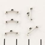cymbal connector topolia ii - zilver