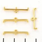 cymbal connector topolia iii - goud
