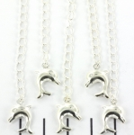 extension chain silver extra strong - dolphin
