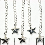 extension chain silver extra strong - star