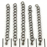 extension chain extra strong - drop black