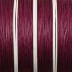 waxkoord 1 mm - donkerroze paars