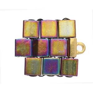 Extra foto's cymbal connector Soros I voor tila - 24kt goud plated