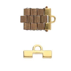 Extra foto's cymbal connector Soros II voor tila - 24kt goud plated