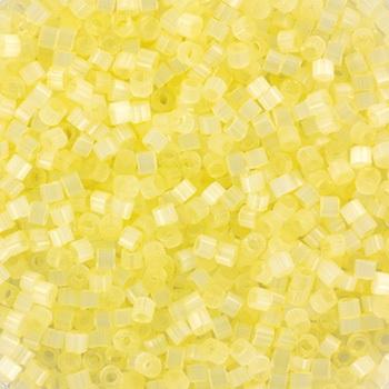 Extra foto's miyuki delica's 11/0 - silk satin lemon ice