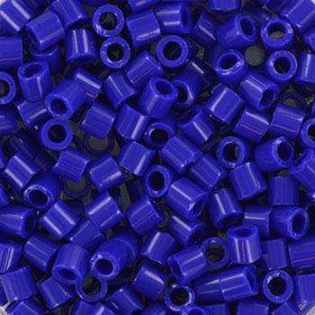 Extra foto's miyuki delica's 8/0 - opaque cobalt