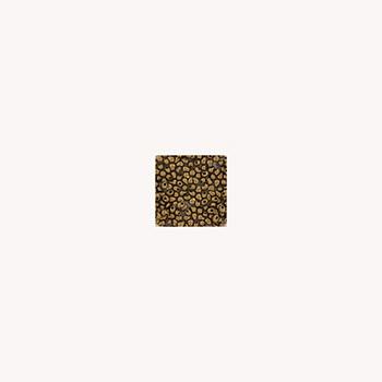 Extra foto's miyuki drop 2.8 mm - metallic matte dark bronze