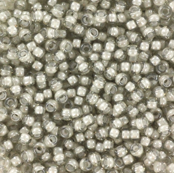 Extra pictures miyuki seed beads 11/0 - fancy lined moonstone