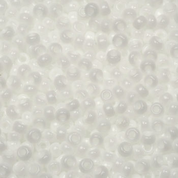 Extra pictures miyuki seed beads 11/0 - opaque white