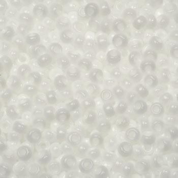 Extra foto's miyuki rocailles 11/0 - opaque white