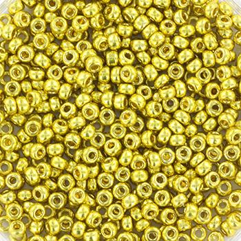 Extra pictures miyuki seed beads 11/0 - duracoat galvanized zest