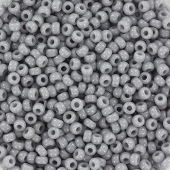 Extra foto's miyuki rocailles 11/0 - opaque gray