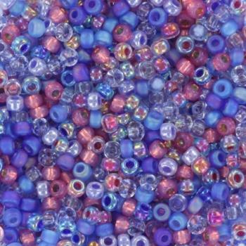 Extra foto's miyuki rocailles 11/0 - mix berries