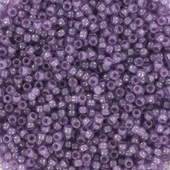 Extra foto's miyuki rocailles 15/0 - ceylon translucent lavender