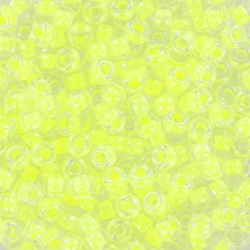 Extra foto's miyuki rocailles 8/0 - luminous yellow